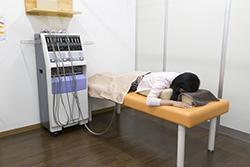干渉波治療(電気治療)